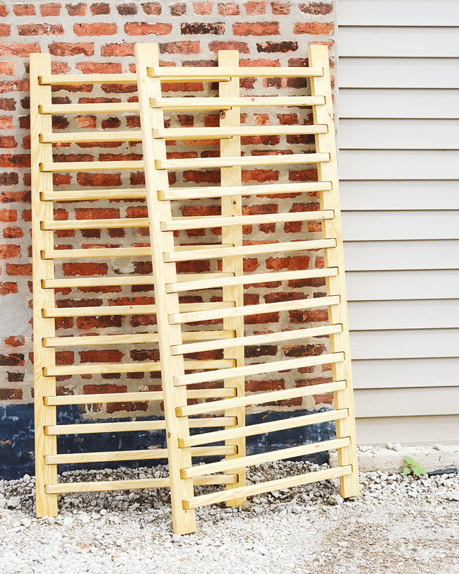 Diy An Extra Wide Gate Yellow Brick Home