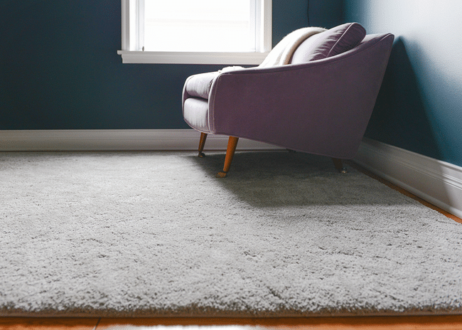 An Area Rug Alternative That S Affordable Interior Design