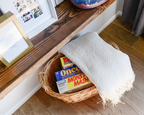 Lowe S Spring Makeover Reveal Yellow Brick Home