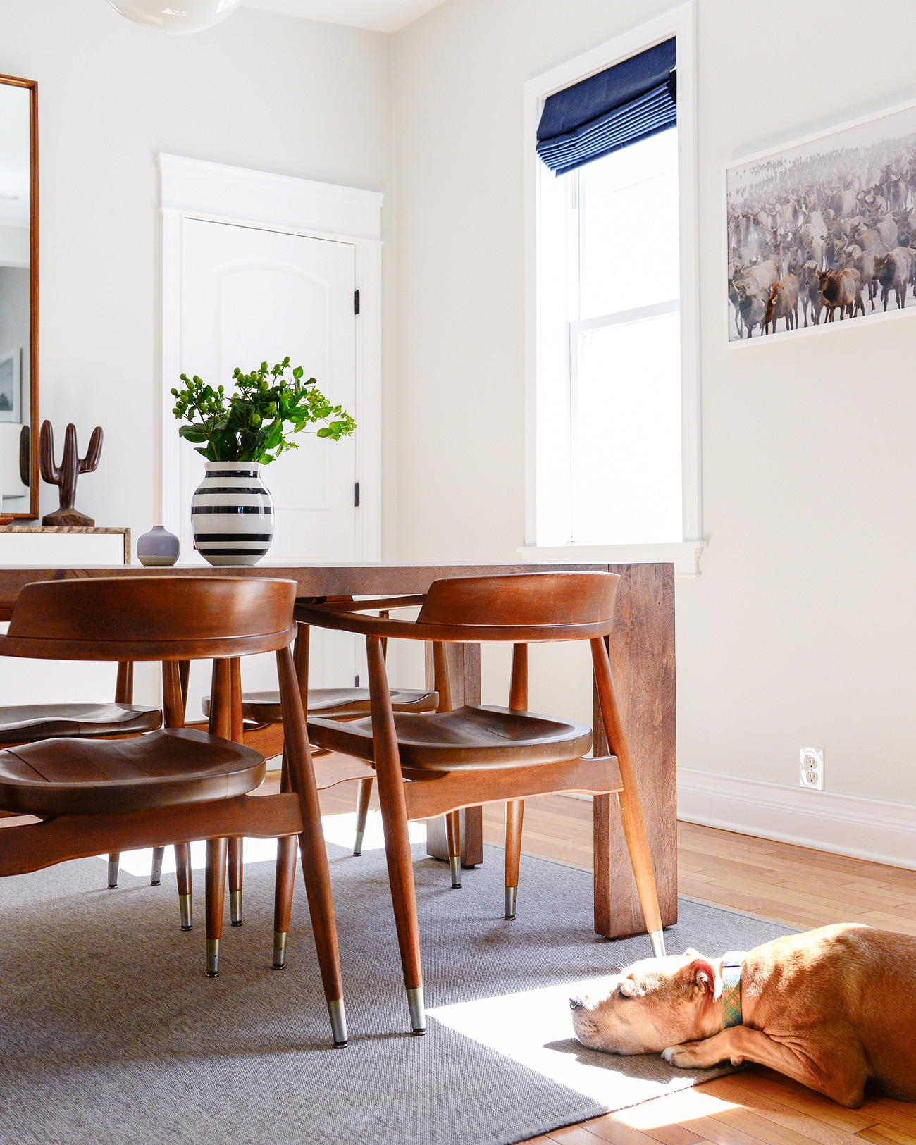 Blue Dot Dining Table A New Look In The Dining Room A Blu Dot Giveaway