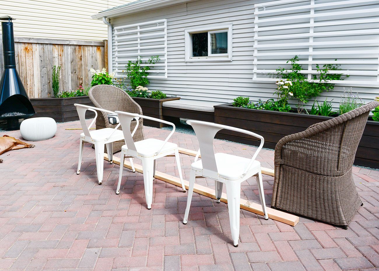 Great diy patio table