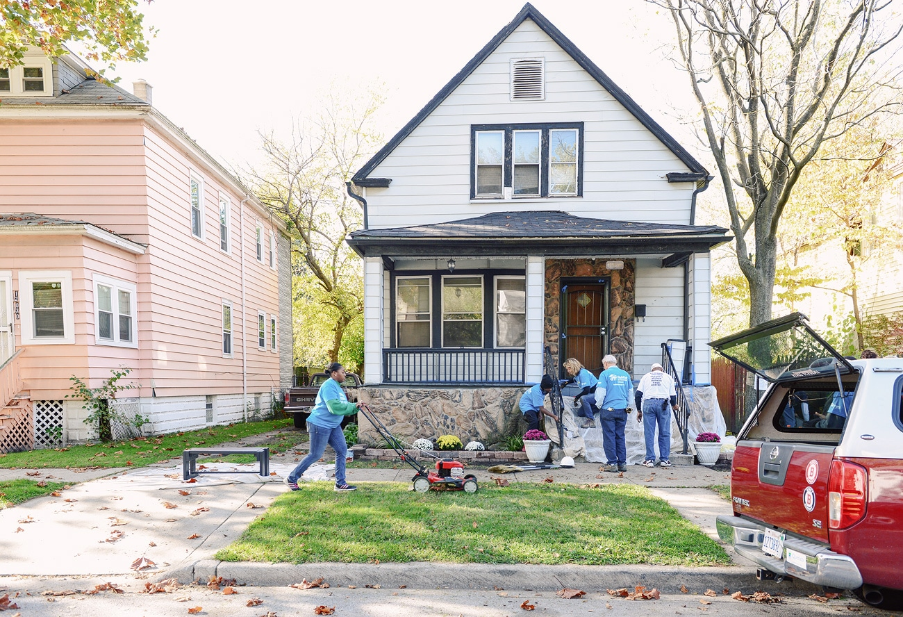 Revitalizing West Pullman With Habitat For Humanity Lowe S