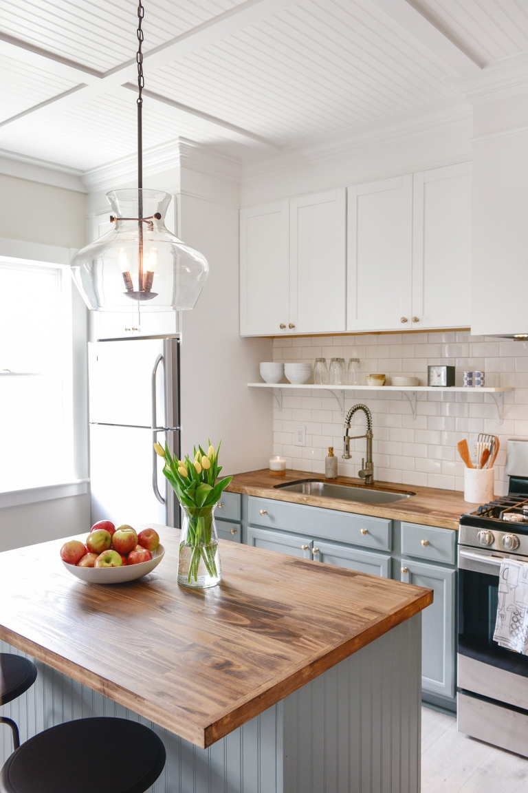 Lowe S Kitchen Makeover Baltimore Edition Yellow Brick Home