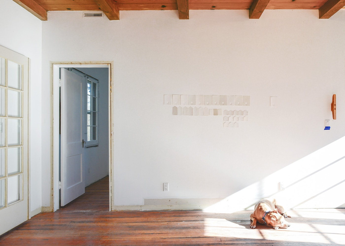 Starting Fresh: How We Chose Paint and Trim for Tree House