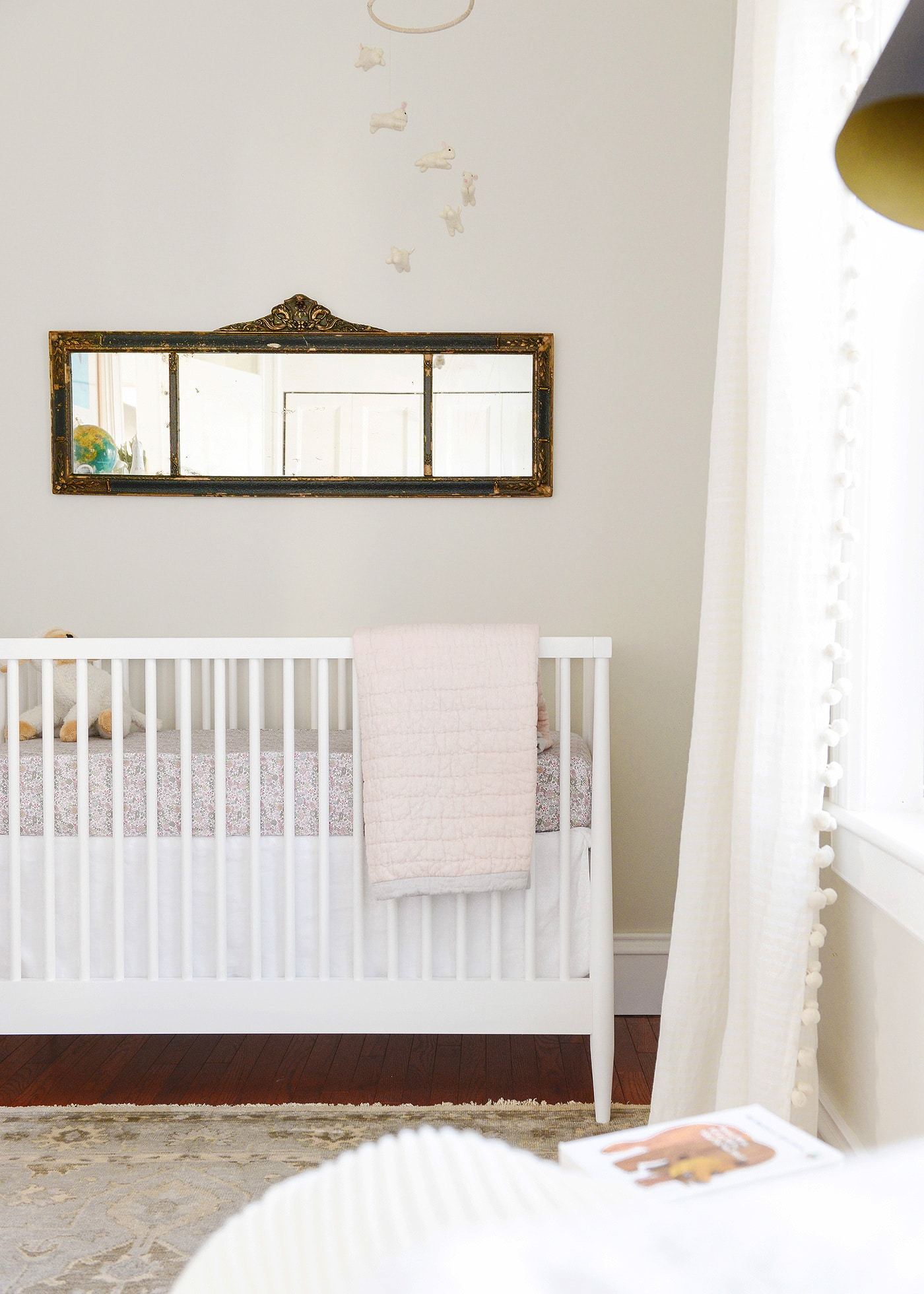 The Design Tool That Shaped Our Teeny Nursery Yellow Brick Home