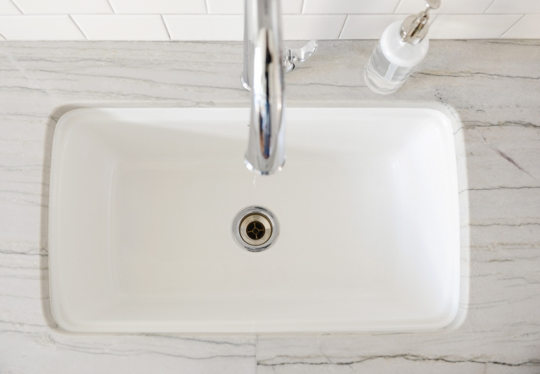 How To Clean A White Enamel Sink Safely And Naturally