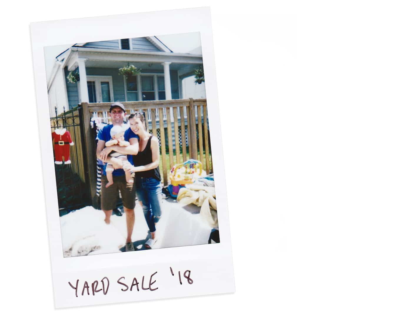 A Decades? Worth of Yard Sale Experience