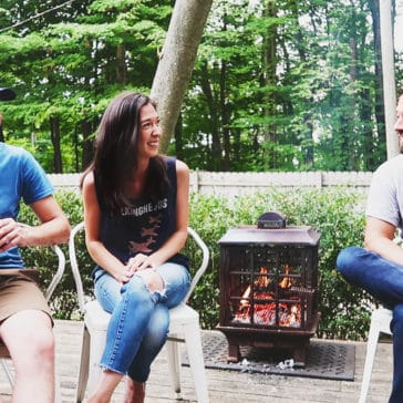 A fireside chat Q & A with Yellow Brick Home and Manhattan Nest