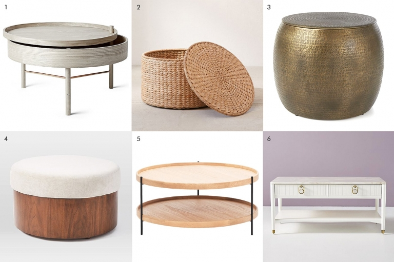 Enjoyable 30 Coffee Tables For When Youre Short On Space Yellow Caraccident5 Cool Chair Designs And Ideas Caraccident5Info