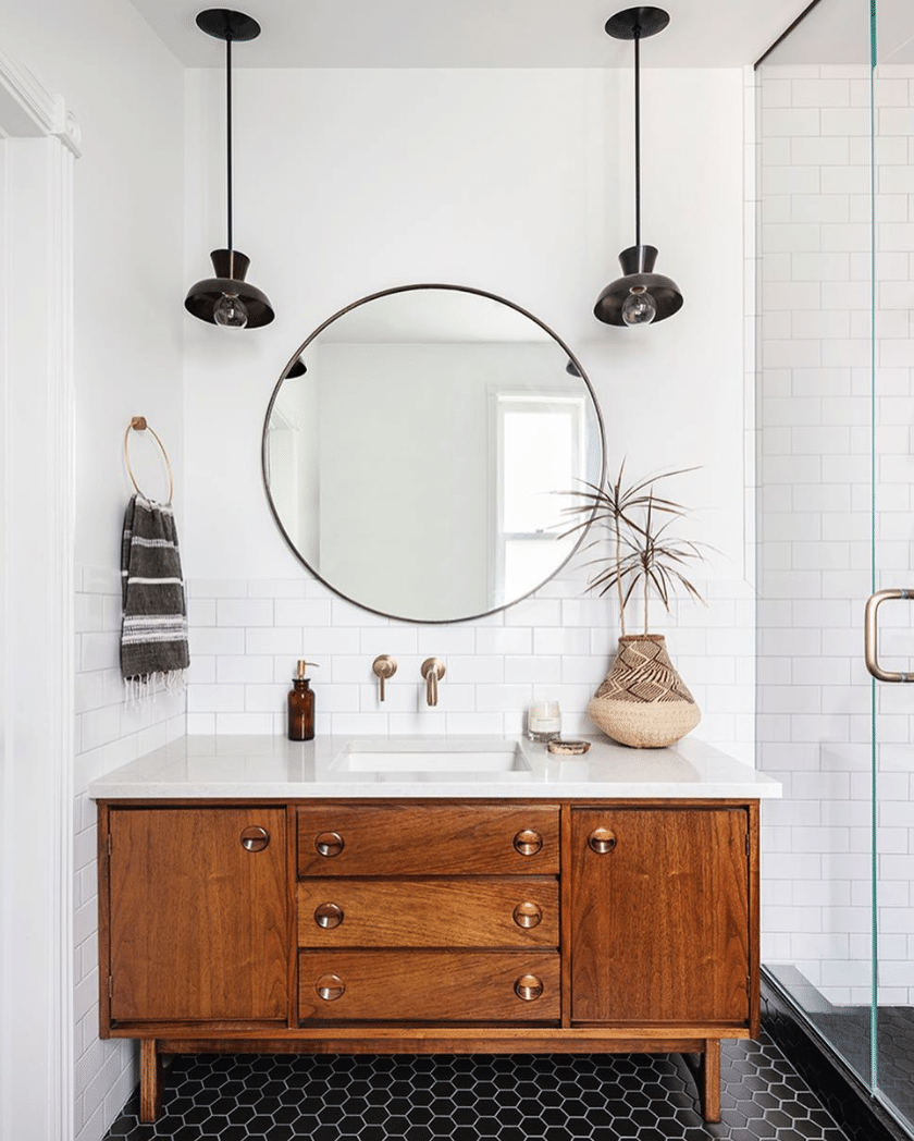 Anna Bode bathroom design