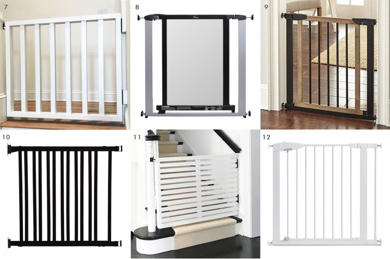 Our Baby And Pet Gate Solution 21 Baby Gates That Look