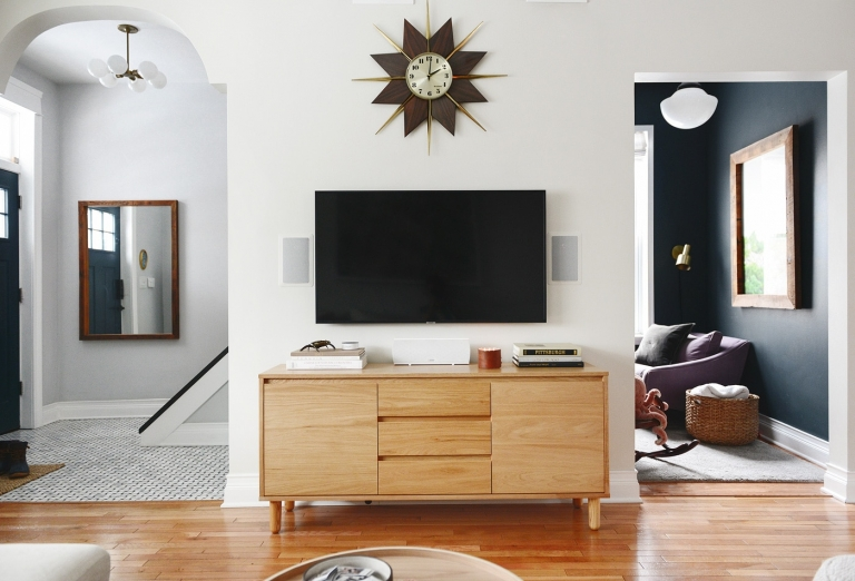 5 General Rules To Mixing Wood Tones