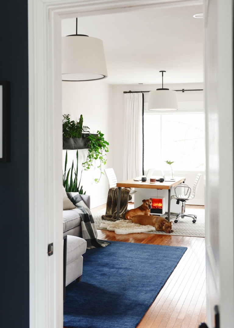 Lighting That Works Well Together In An Open Concept Home