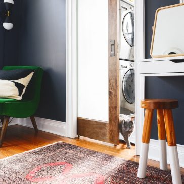 how we mix wood tones in a space | 5 general rules to keep in mind | via Yellow Brick Home