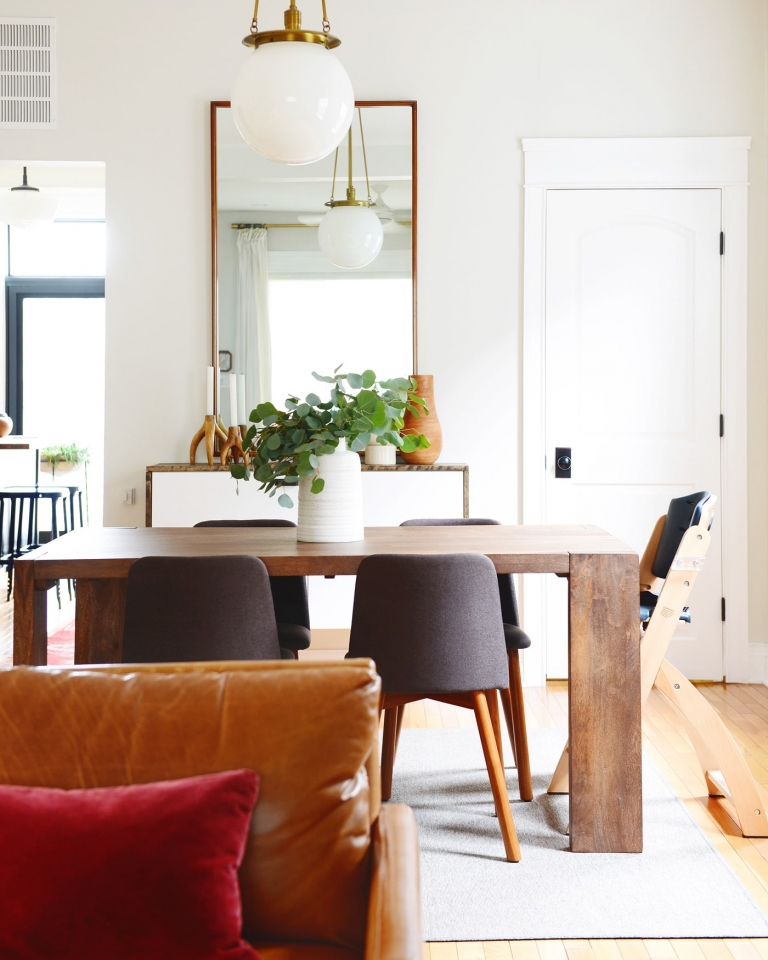 5 General Rules To Mixing Wood Tones Yellow Brick Home