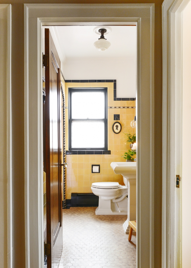 How To Refresh A Vintage Bathroom Keep The Charm Ii Of Ii