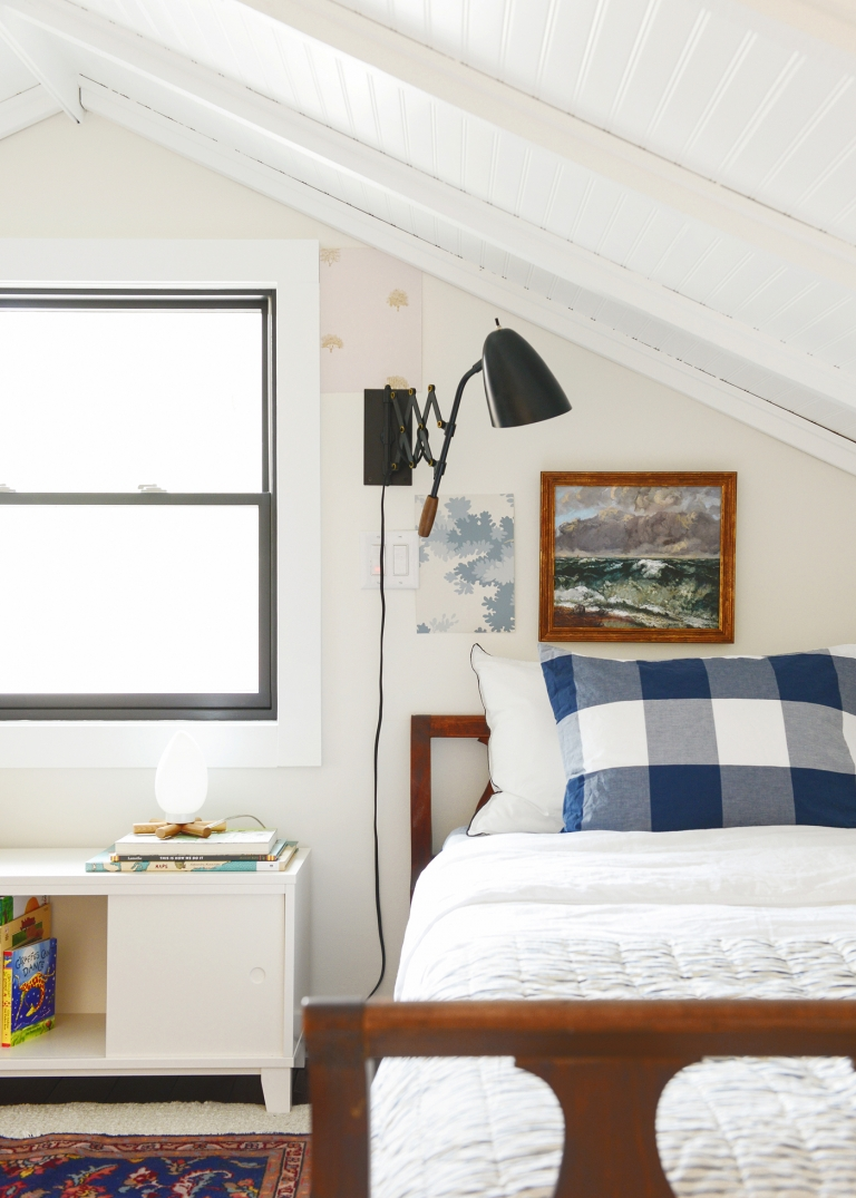 . Choosing Wallpaper for the Sleeping Loft  A Poll   A Round Up