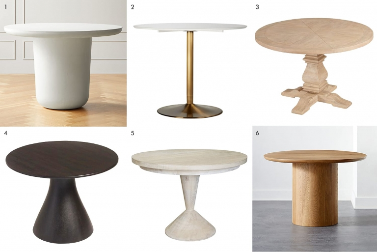 44 Dining Tables For When You Re Short On Space Yellow Brick Home