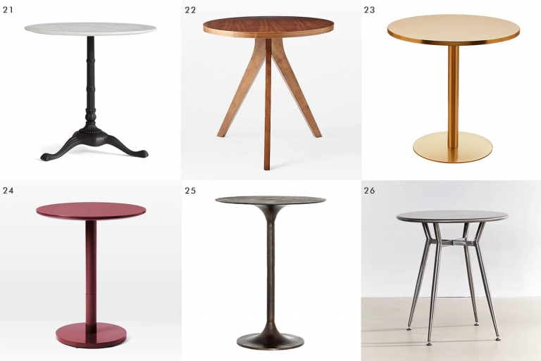 44 Dining Tables For When You Re Short On Space Yellow