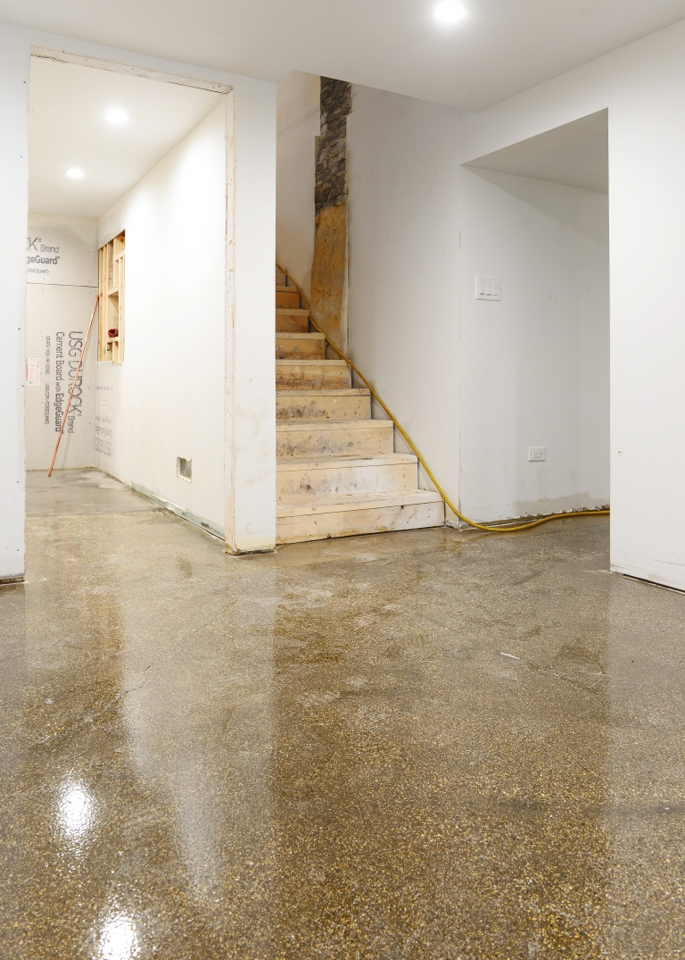 Polished Concrete Floors In The Two