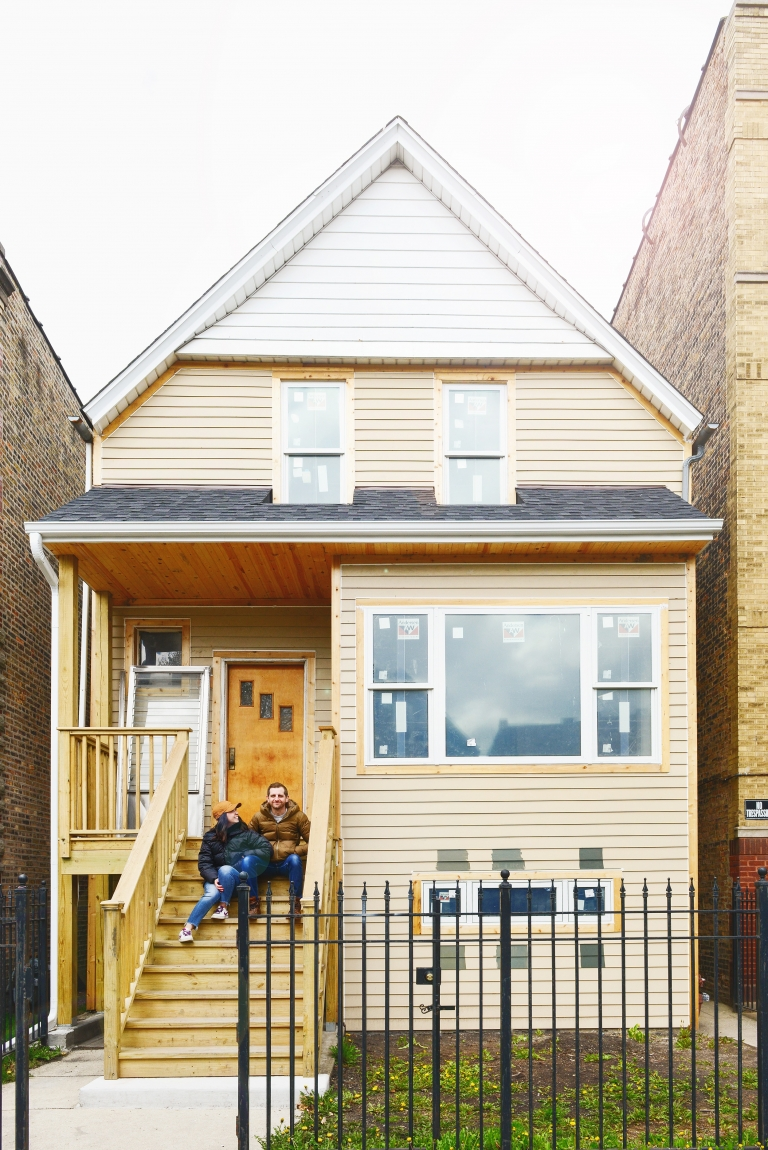 Advice From A Professional House Painter Selecting A Paint Color For The Two Flat Yellow Brick Home