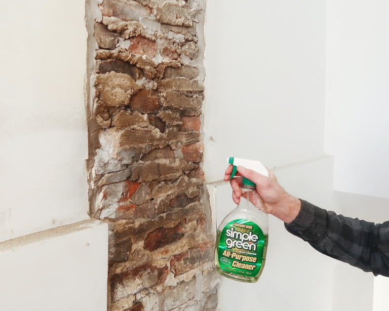 How To Clean And Seal Interior Brick In