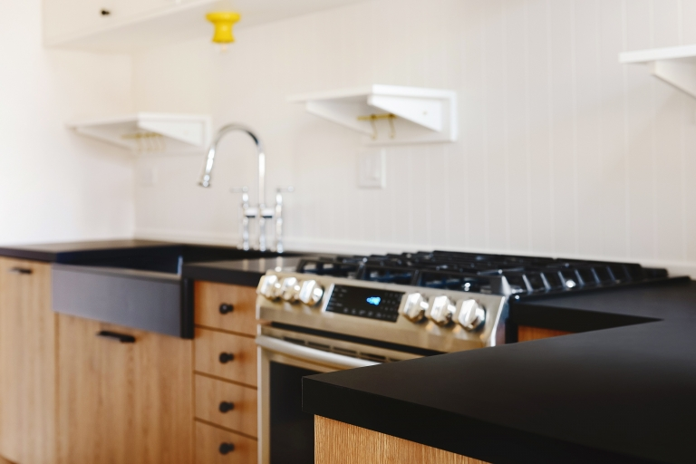 Everything You Want To Know About Our Formica Countertops Yellow Brick Home